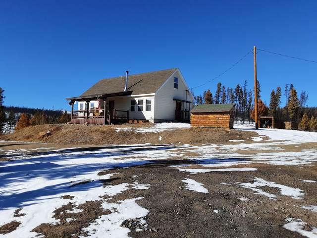 1040 Gcr 452, Grand Lake, CO 80447 (MLS #20-1698) :: The Real Estate Company