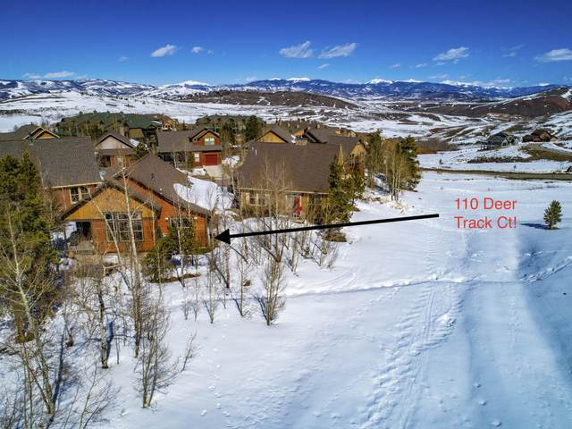 110 Deer Track Court, Granby, CO 80446 (MLS #20-299) :: The Real Estate Company