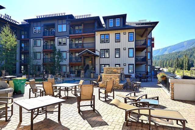 670 Winter Park #3504, Winter Park, CO 80482 (MLS #20-375) :: The Real Estate Company