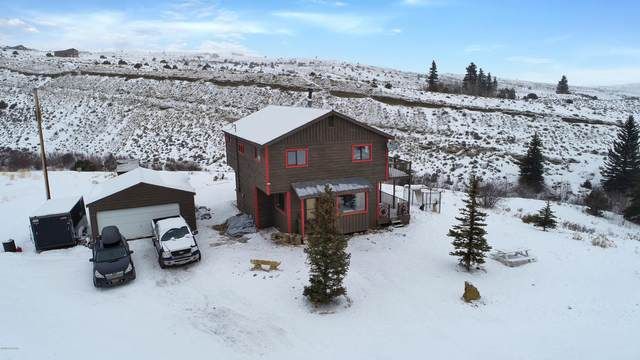 383 Gcr 192, Kremmling, CO 80459 (MLS #20-38) :: The Real Estate Company