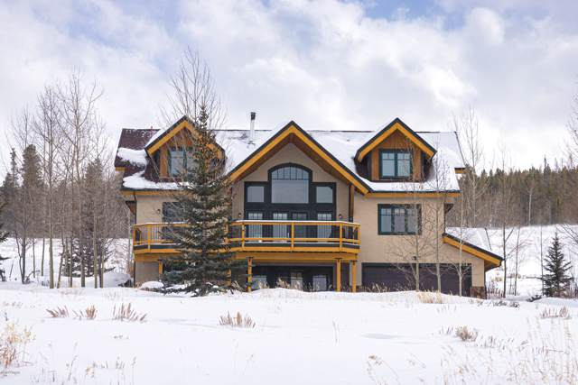 134 Gcr 899/Overlook Drive, Granby, CO 80446 (MLS #20-40) :: The Real Estate Company