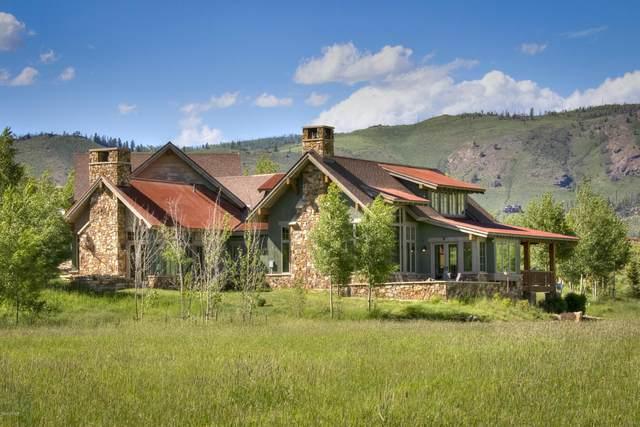 3910 County Rd 407E, Granby, CO 80446 (MLS #20-561) :: The Real Estate Company