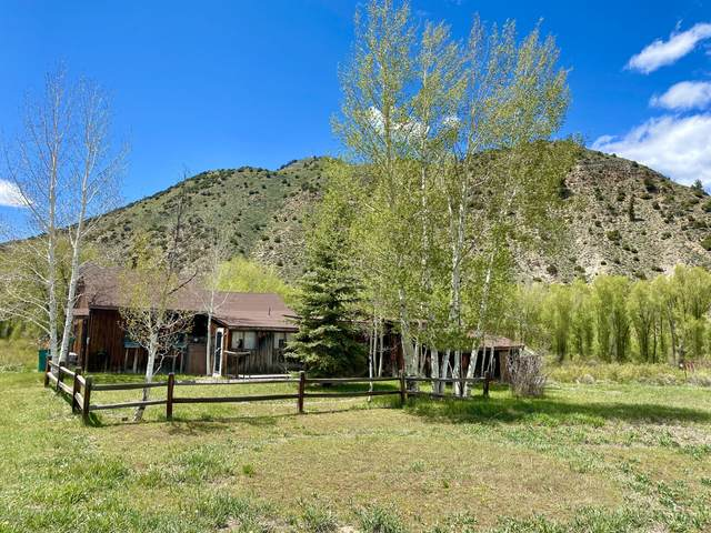 205 Maple Street, Hot Sulphur Springs, CO 80451 (MLS #20-565) :: The Real Estate Company