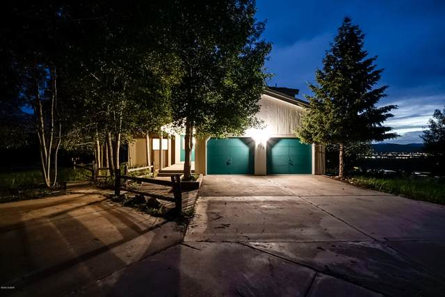 230 Village Road/Gcr 89, Granby, CO 80446 (MLS #20-604) :: The Real Estate Company