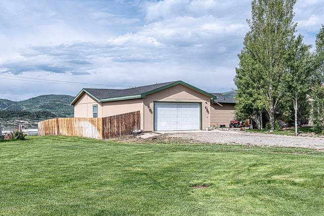 401 N 5TH Street, Granby, CO 80446 (MLS #20-707) :: The Real Estate Company