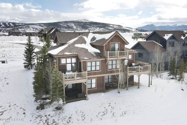 1580 Mountain Sky Lane, Granby, CO 80446 (MLS #21-101) :: The Real Estate Company
