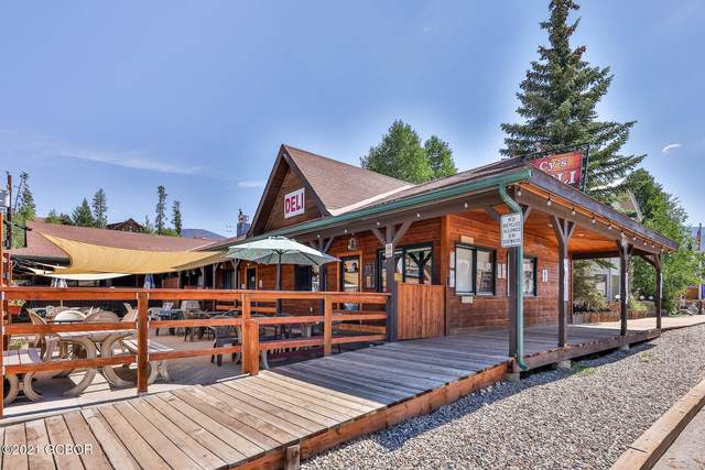 717 Grand, Grand Lake, CO 80447 (MLS #21-1036) :: Clare Day with Keller Williams Advantage Realty LLC
