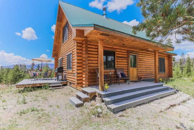 318 Gcr 667, Grand Lake, CO 80447 (MLS #21-1067) :: Clare Day with Keller Williams Advantage Realty LLC