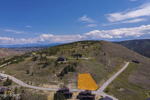 1000 Lone Eagle Drive, Granby, CO 80446 (MLS #21-1134) :: The Real Estate Company