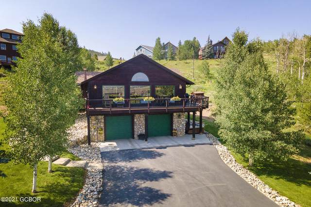 65 Gcr 8942 / Pine Cone Court, Granby, CO 80446 (MLS #21-1172) :: The Real Estate Company