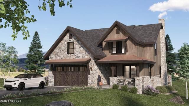 801 Buckhorn Drive, Granby, CO 80446 (MLS #21-1260) :: The Real Estate Company
