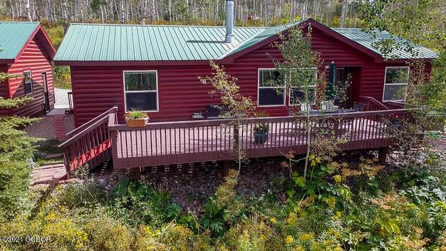 560 Gcr 283, Kremmling, CO 80459 (MLS #21-1357) :: The Real Estate Company
