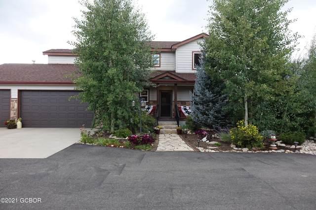 172 Diamond Avenue, Granby, CO 80446 (MLS #21-1459) :: The Real Estate Company