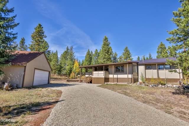 132 Gcr 4441, Grand Lake, CO 80447 (MLS #21-1584) :: The Real Estate Company