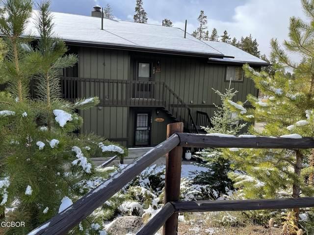 100 Tall Pine Circle 4A, Grand Lake, CO 80447 (MLS #21-1637) :: The Real Estate Company