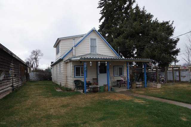 411 Us Hwy 40, Kremmling, CO 80459 (MLS #21-256) :: The Real Estate Company