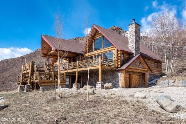 120 Gcr 4110, Granby, CO 80446 (MLS #21-474) :: The Real Estate Company