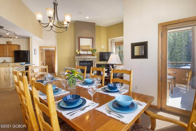 401 Nystrom Lane #1703, Winter Park, CO 80482 (MLS #21-478) :: The Real Estate Company
