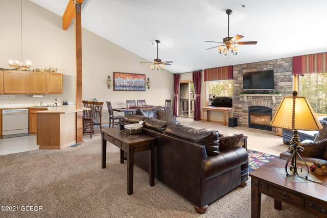 121 Elk Trail #6, Winter Park, CO 80482 (MLS #21-502) :: The Real Estate Company