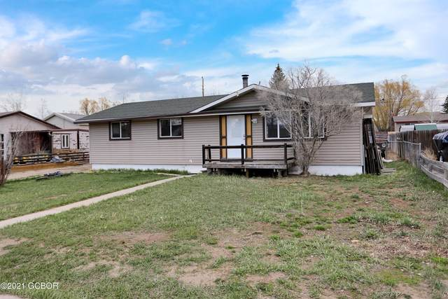 306 19TH Street, Kremmling, CO 80459 (MLS #21-606) :: The Real Estate Company