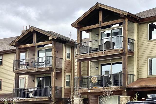 201 Trailhead Circle #231, Winter Park, CO 80482 (MLS #21-627) :: The Real Estate Company