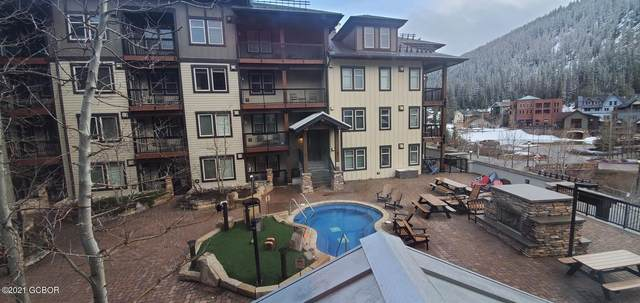 670 Winter Park Drive #3403, Winter Park, CO 80482 (MLS #21-675) :: The Real Estate Company