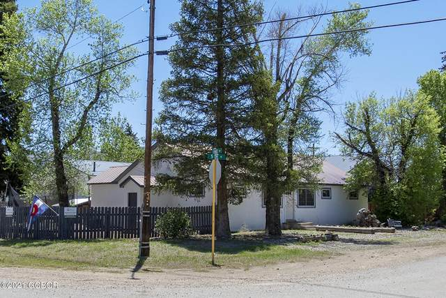 404 S 5TH Street, Kremmling, CO 80459 (MLS #21-779) :: The Real Estate Company