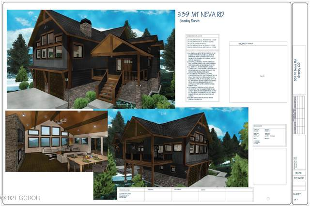 539 Mt Neva Drive, Granby, CO 80446 (MLS #21-782) :: Clare Day with LIV Sotheby's International Realty