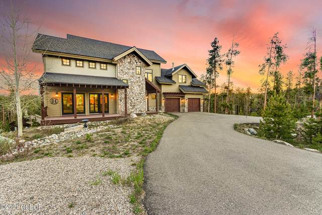 632 County Rd 662 Drive, Granby, CO 80446 (MLS #21-819) :: The Real Estate Company