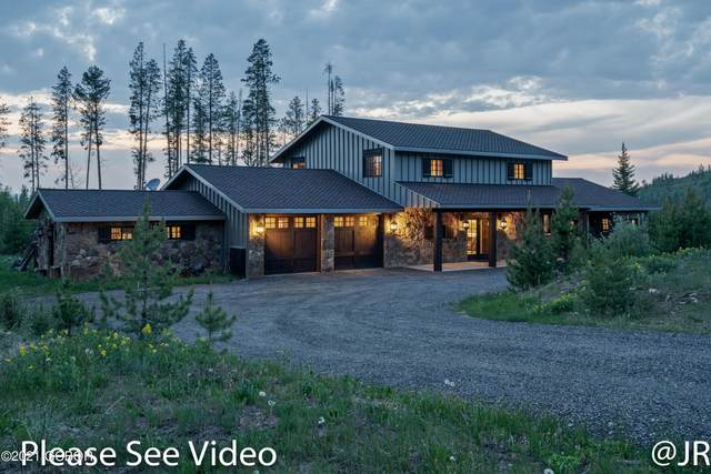 118 County Rd 810, Fraser, CO 80442 (MLS #21-933) :: The Real Estate Company