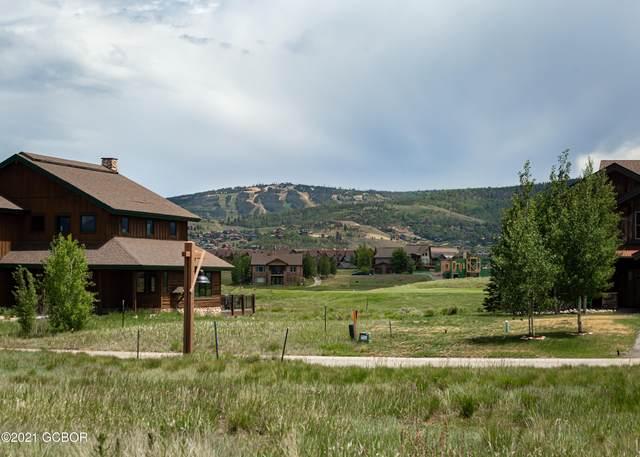1450 Wildhorse Drive, Granby, CO 80446 (MLS #21-935) :: The Real Estate Company