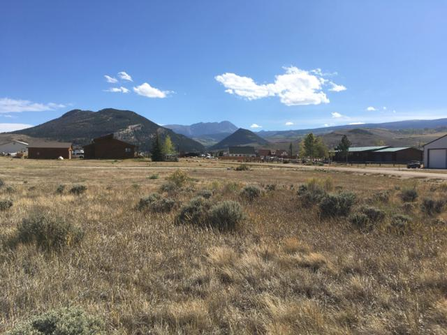 196 Gcr 1012, Kremmling, CO 80459 (MLS #17-1347) :: The Real Estate Company