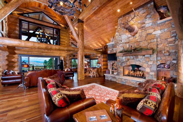 567 Latigo Trail (Cr 1824), Silverthorne, CO 80498 (MLS #17-160) :: The Real Estate Company
