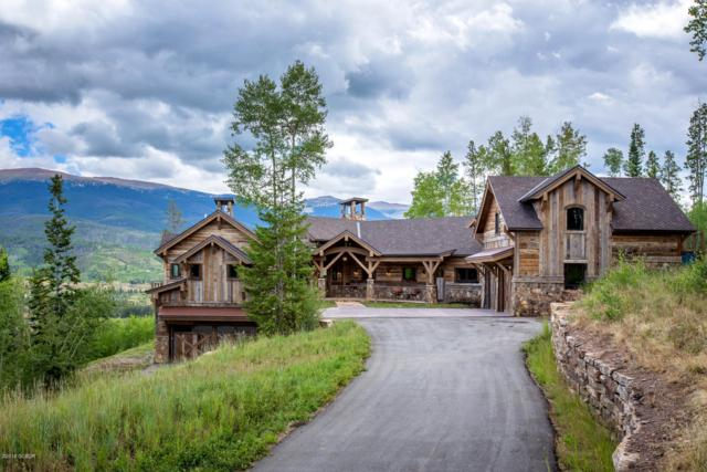 181 Gcr 8033/Bull Bugle Bend, Fraser, CO 80442 (MLS #18-1147) :: The Real Estate Company