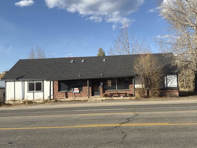 217 Agate, Granby, CO 80446 (MLS #19-1013) :: The Real Estate Company
