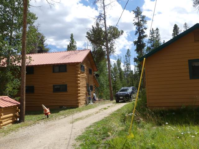 195 Gcr 48, Grand Lake, CO 80447 (MLS #19-1268) :: The Real Estate Company