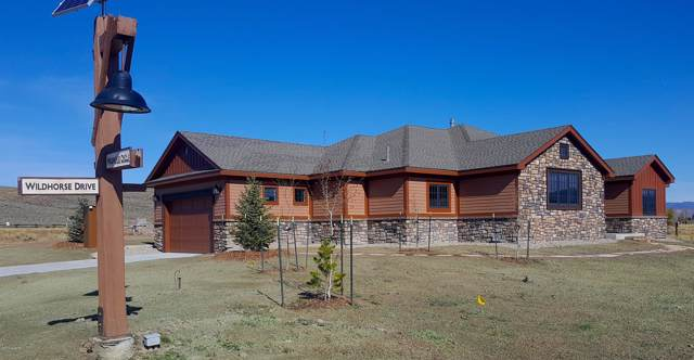 1641 Wildhorse Circle, Granby, CO 80446 (MLS #19-1394) :: The Real Estate Company