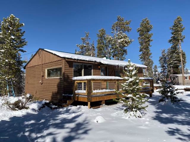 407 Gcr 640, Grand Lake, CO 80447 (MLS #19-1522) :: The Real Estate Company