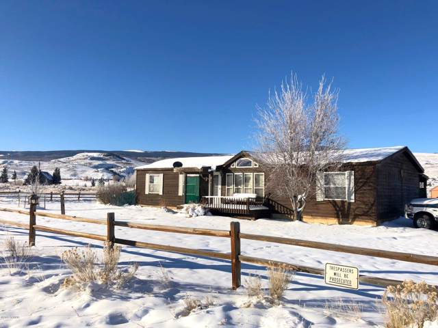 224 Gcr 1016, Kremmling, CO 80459 (MLS #19-1604) :: The Real Estate Company