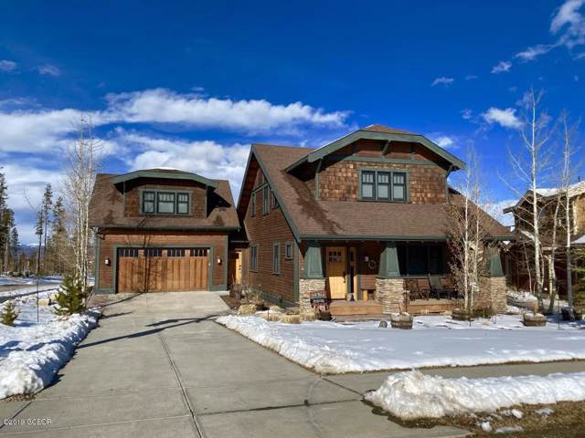 4 Rifle Shot Trail, Fraser, CO 80442 (MLS #19-1696) :: The Real Estate Company