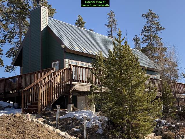 377 Gcr 873, Tabernash, CO 80478 (MLS #19-1717) :: The Real Estate Company