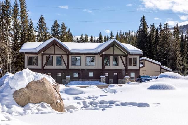 500 Vasquez #5, Winter Park, CO 80482 (MLS #19-1746) :: The Real Estate Company