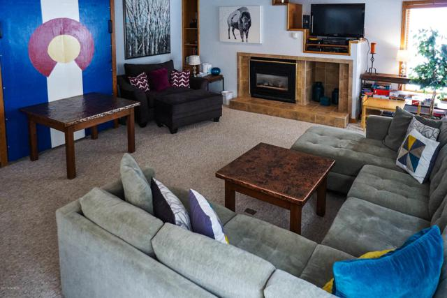 435 Iron Horse Way J3209, Winter Park, CO 80482 (MLS #19-252) :: The Real Estate Company
