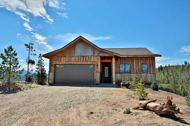 56 Gcr 4035, Grand Lake, CO 80447 (MLS #19-503) :: The Real Estate Company