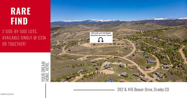 392 County Rd 895, Granby, CO 80446 (MLS #20-1599) :: The Real Estate Company