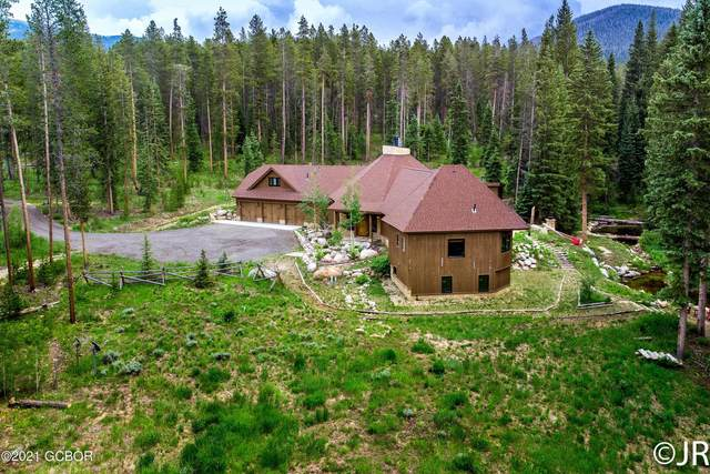 126 County Rd 810, Fraser, CO 80442 (MLS #21-1048) :: The Real Estate Company