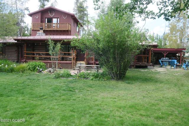 397 Gcr 48, Grand Lake, CO 80447 (MLS #21-1296) :: Clare Day with Keller Williams Advantage Realty LLC