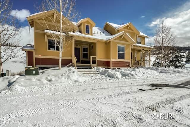 104 Range Vista Drive, Granby, CO 80446 (MLS #21-235) :: The Real Estate Company