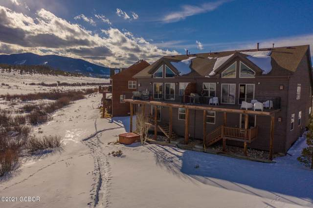 202 Gcr 5223S A14, Tabernash, CO 80478 (MLS #21-252) :: The Real Estate Company