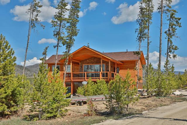 169 Gcr 4454, Grand Lake, CO 80447 (MLS #18-1127) :: The Real Estate Company
